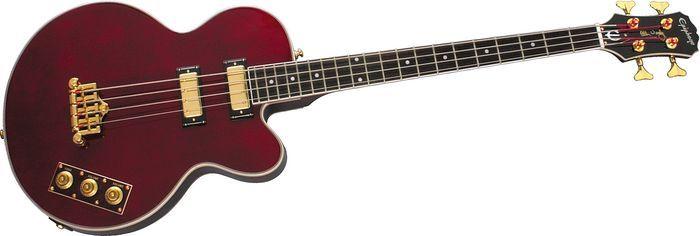 Bass Guitars Overview
