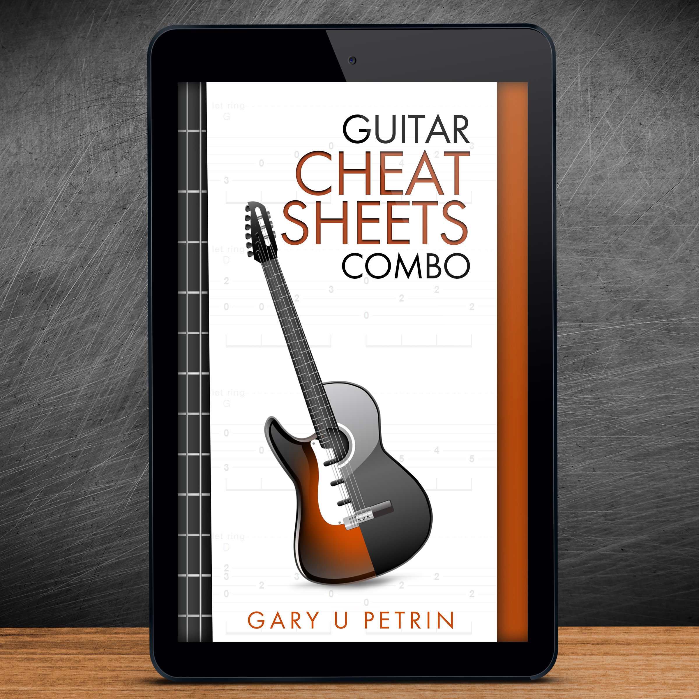 Guitar Cheat Sheets Combo - Download