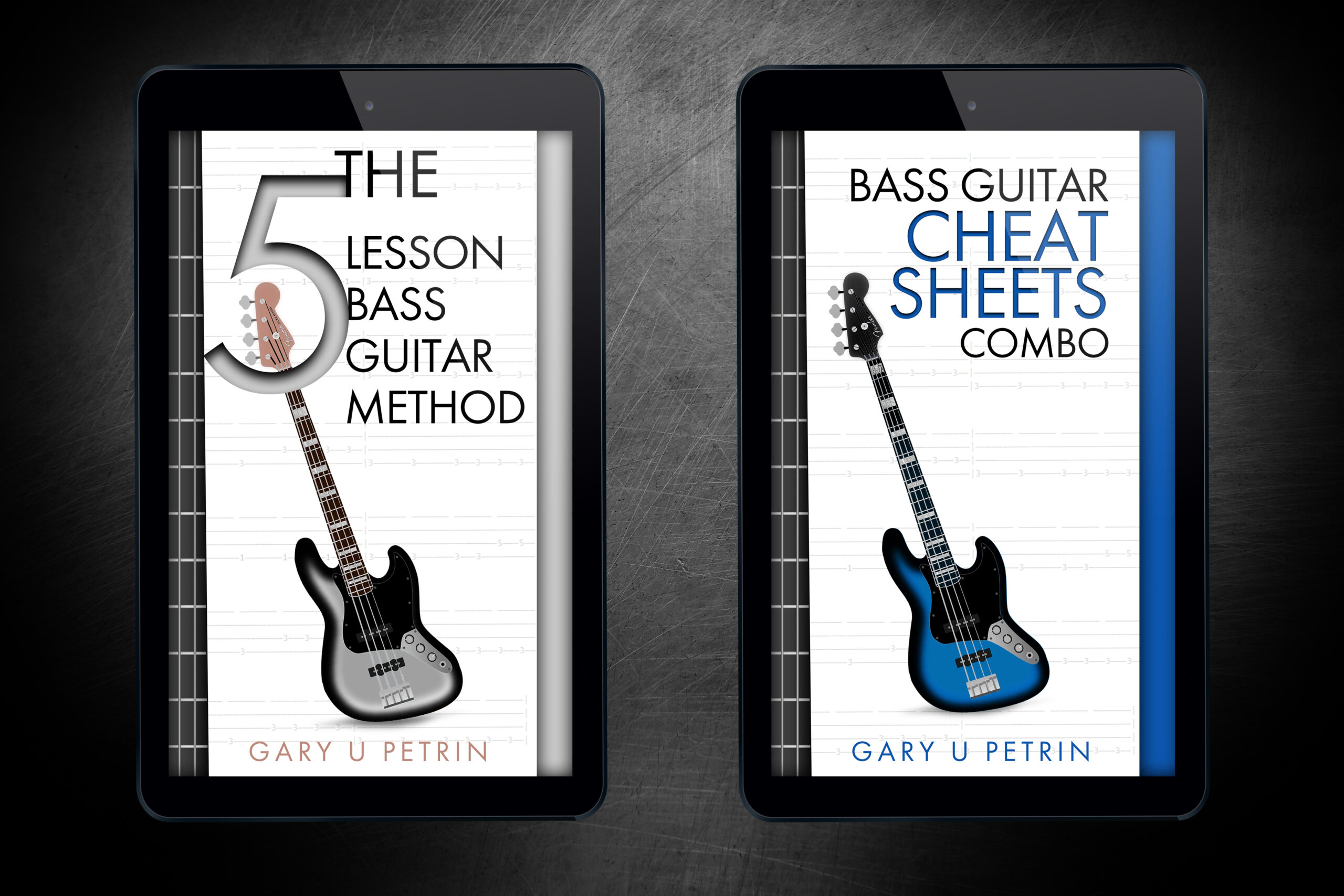 Bass Guitar Players - Check out our New Downloads Here!