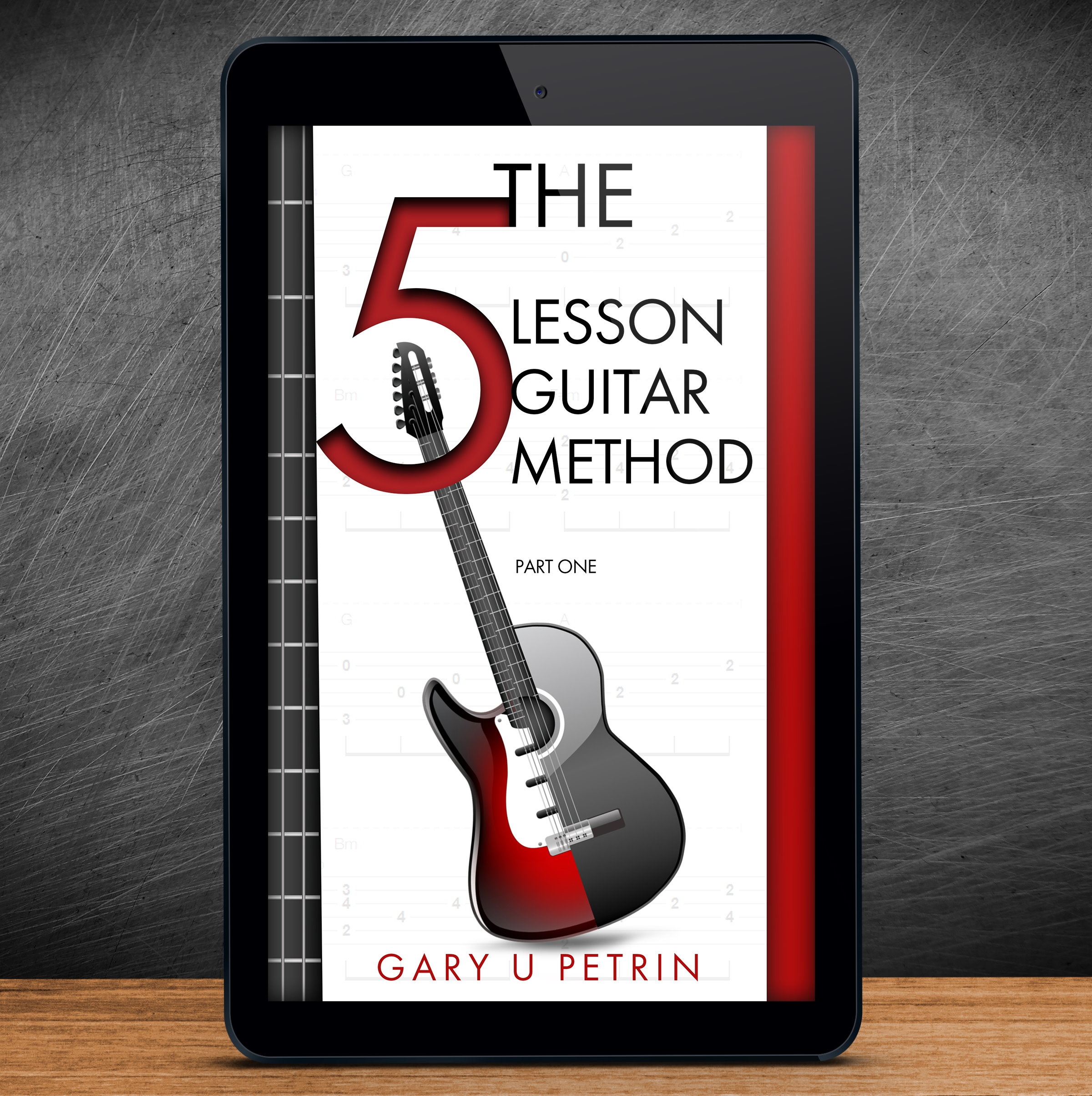 The 5 Lesson Guitar Method - Part One